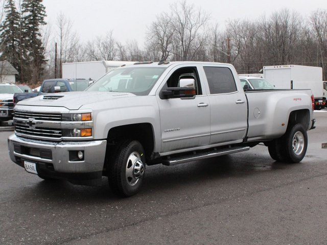 2019 Silverado 3500 Crew Cab 4x4,  Pickup #19C129T - photo 3