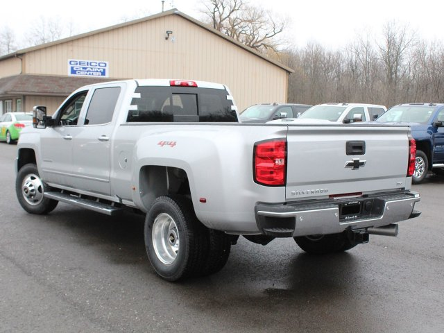 2019 Silverado 3500 Crew Cab 4x4,  Pickup #19C129T - photo 8