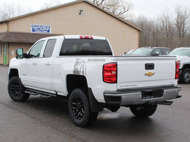 2019 Silverado 2500 Double Cab 4x4,  Pickup #19C130T - photo 8