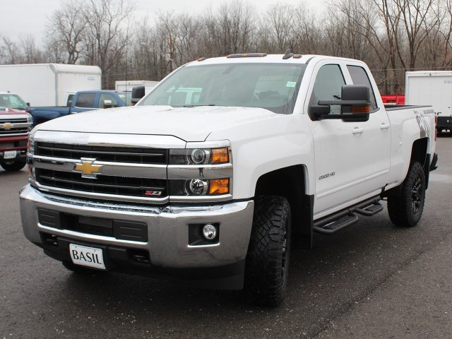 2019 Silverado 2500 Double Cab 4x4,  Pickup #19C130T - photo 9