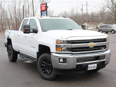 2019 Silverado 2500 Double Cab 4x4,  Pickup #19C130T - photo 10