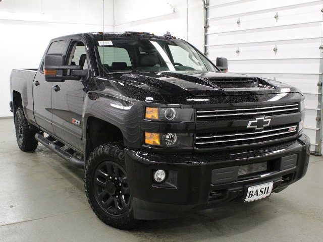 2019 Silverado 2500 Crew Cab 4x4,  Pickup #19C131T - photo 7