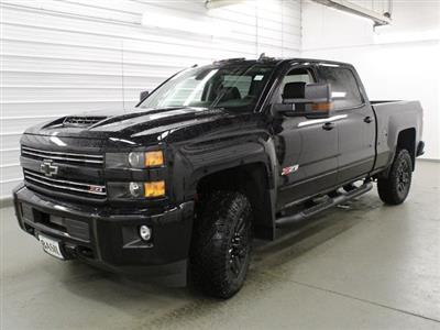 2019 Silverado 2500 Crew Cab 4x4,  Pickup #19C131T - photo 3