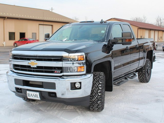 2019 Silverado 2500 Double Cab 4x4,  Pickup #19C138T - photo 10