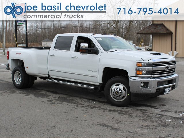 2019 Silverado 3500 Crew Cab 4x4,  Pickup #19C139T - photo 1