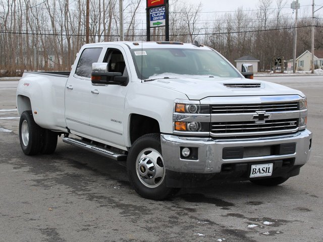 2019 Silverado 3500 Crew Cab 4x4,  Pickup #19C139T - photo 10