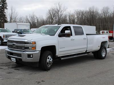 2019 Silverado 3500 Crew Cab 4x4,  Pickup #19C139T - photo 3