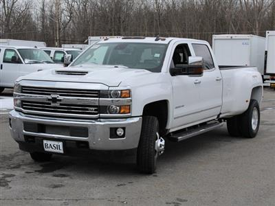 2019 Silverado 3500 Crew Cab 4x4,  Pickup #19C139T - photo 9
