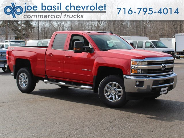 2019 Silverado 2500 Double Cab 4x4,  Pickup #19C142T - photo 1