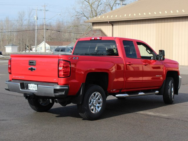 2019 Silverado 2500 Double Cab 4x4,  Pickup #19C142T - photo 2