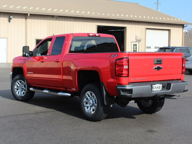 2019 Silverado 2500 Double Cab 4x4,  Pickup #19C142T - photo 7