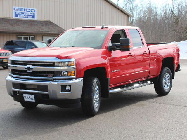 2019 Silverado 2500 Double Cab 4x4,  Pickup #19C142T - photo 8