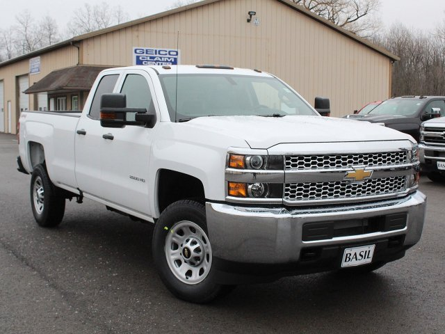 2019 Silverado 2500 Double Cab 4x4,  Pickup #19C144T - photo 10
