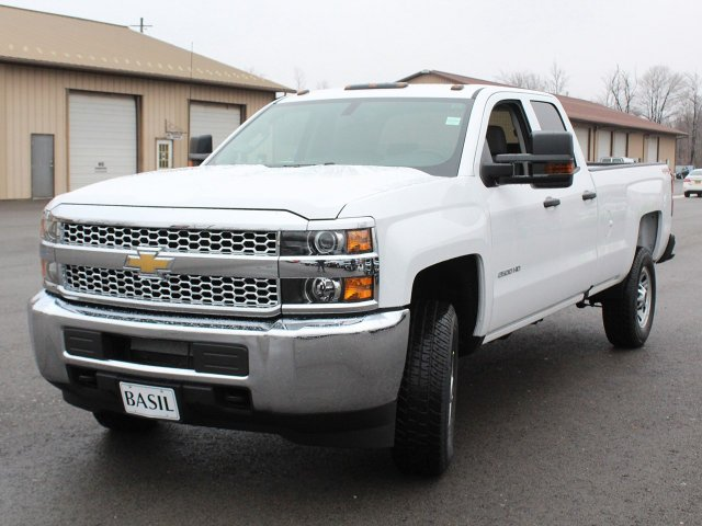 2019 Silverado 2500 Double Cab 4x4,  Pickup #19C144T - photo 9