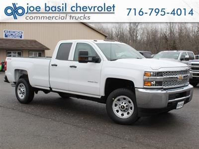 2019 Silverado 2500 Double Cab 4x4,  Pickup #19C144T - photo 1