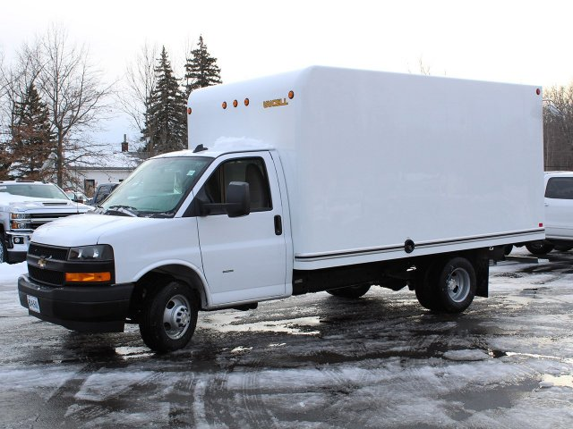 2019 Express 3500 4x2,  Unicell Cutaway Van #19C145T - photo 3