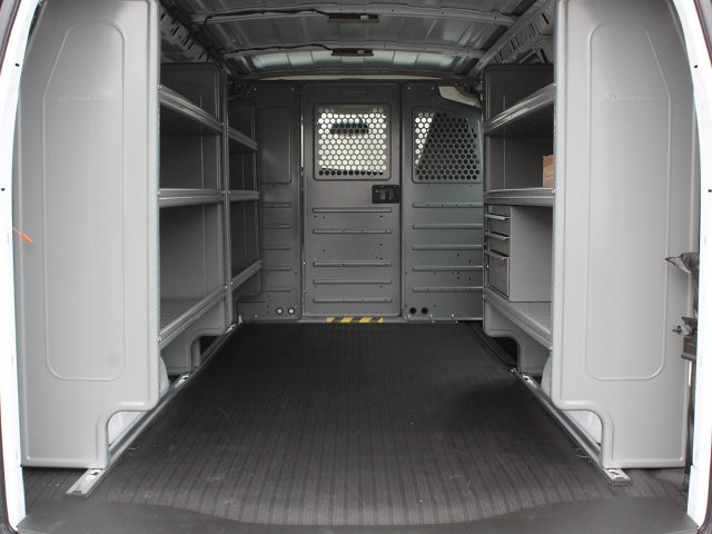 2019 Express 2500 4x2,  Adrian Steel Upfitted Cargo Van #19C150T - photo 1