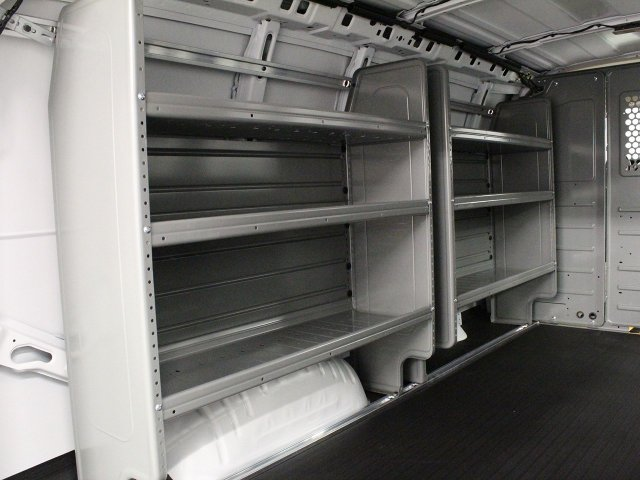 2019 Express 2500 4x2,  Adrian Steel Upfitted Cargo Van #19C151T - photo 9