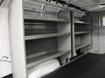 2019 Express 2500 4x2,  Adrian Steel General Service Upfitted Cargo Van #19C151T - photo 9