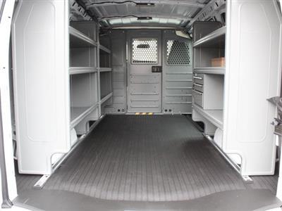 2019 Express 2500 4x2,  Adrian Steel General Service Upfitted Cargo Van #19C152T - photo 2