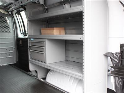2019 Express 2500 4x2,  Adrian Steel General Service Upfitted Cargo Van #19C152T - photo 9