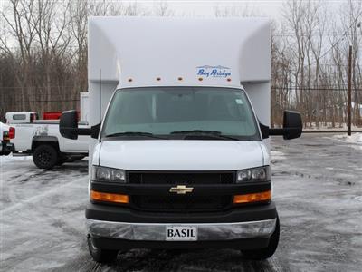 2019 Express 3500 4x2,  Bay Bridge FRP Cutaway Van #19C153T - photo 5