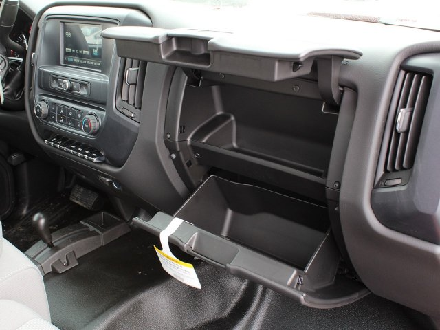 2019 Silverado 3500 Regular Cab DRW 4x4,  Rugby Dump Body #19C158TD - photo 31