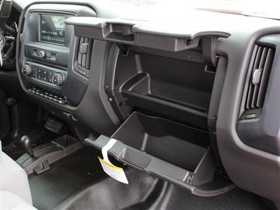 2019 Silverado 3500 Regular Cab DRW 4x4,  Rugby Z-Spec Dump Body #19C158TD - photo 31