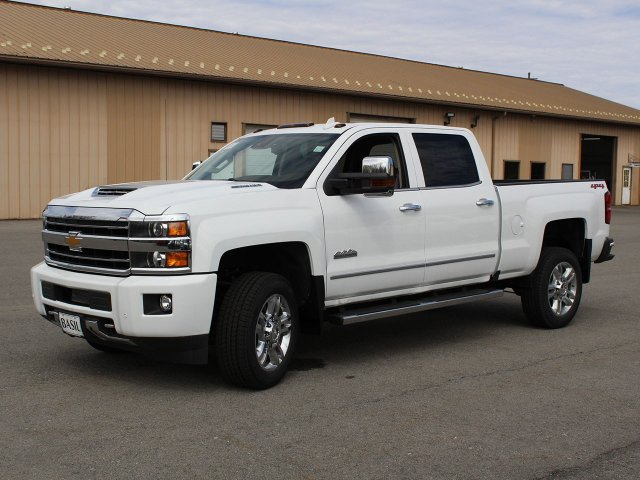 2019 Silverado 2500 Crew Cab 4x4,  Pickup #19C159T - photo 3