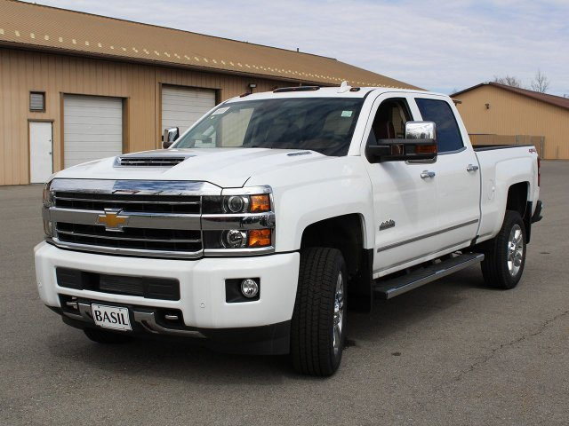 2019 Silverado 2500 Crew Cab 4x4,  Pickup #19C159T - photo 5