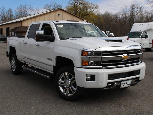 2019 Silverado 2500 Crew Cab 4x4,  Pickup #19C159T - photo 7