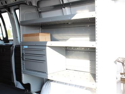 2019 Express 2500 4x2,  Adrian Steel Upfitted Cargo Van #19C162T - photo 22