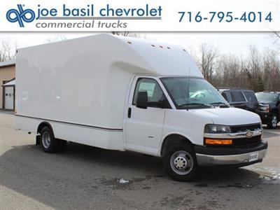 2019 Express 3500 4x2,  Unicell Aerocell Cutaway Van #19C164T - photo 1