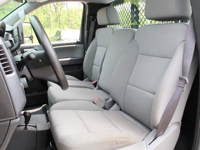 2017 Silverado 3500 Regular Cab DRW 4x4,  Contractor Body #19C164TU - photo 19