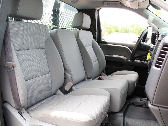 2017 Silverado 3500 Regular Cab DRW 4x4,  Contractor Body #19C164TU - photo 25