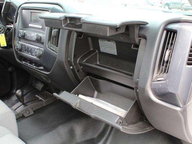 2017 Silverado 3500 Regular Cab DRW 4x4,  Contractor Body #19C164TU - photo 26