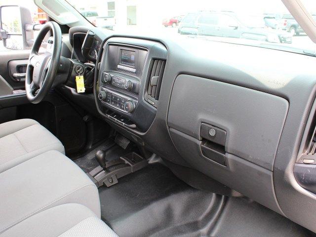 2017 Silverado 3500 Regular Cab DRW 4x4,  Contractor Body #19C164TU - photo 27