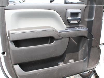 2017 Silverado 3500 Regular Cab DRW 4x4,  Contractor Body #19C164TU - photo 21