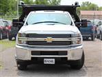 2017 Silverado 3500 Regular Cab DRW 4x4,  Contractor Body #19C164TU - photo 6