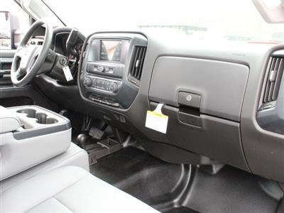 2019 Silverado 3500 Regular Cab DRW 4x4,  Cab Chassis #19C167T - photo 24