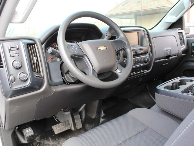 2019 Silverado Medium Duty Regular Cab 4x4,  Air-Flo Dump Body #19C169T - photo 22