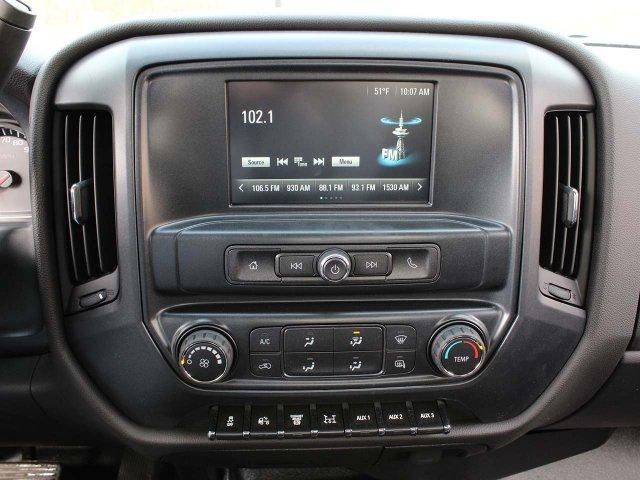 2019 Silverado Medium Duty 4x4,  Cab Chassis #19C169T - photo 21