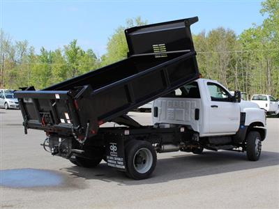 2019 Silverado Medium Duty 4x4,  Air-Flo Pro-Com Dump Body #19C169T - photo 5