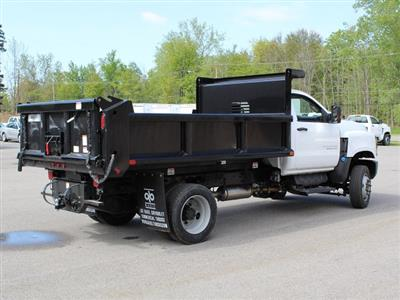 2019 Silverado Medium Duty 4x4,  Air-Flo Pro-Com Dump Body #19C169T - photo 2