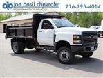 2019 Silverado Medium Duty Regular Cab 4x4,  Air-Flo Dump Body #19C169T - photo 1