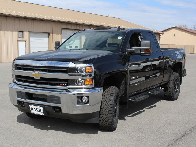 2019 Silverado 2500 Double Cab 4x4,  Pickup #19C179T - photo 5
