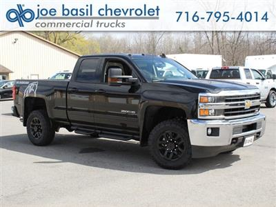 2019 Silverado 2500 Double Cab 4x4,  Pickup #19C179T - photo 1