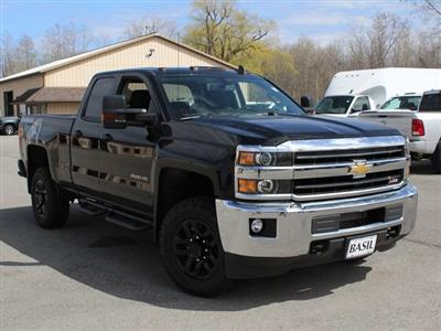 2019 Silverado 2500 Double Cab 4x4,  Pickup #19C179T - photo 7