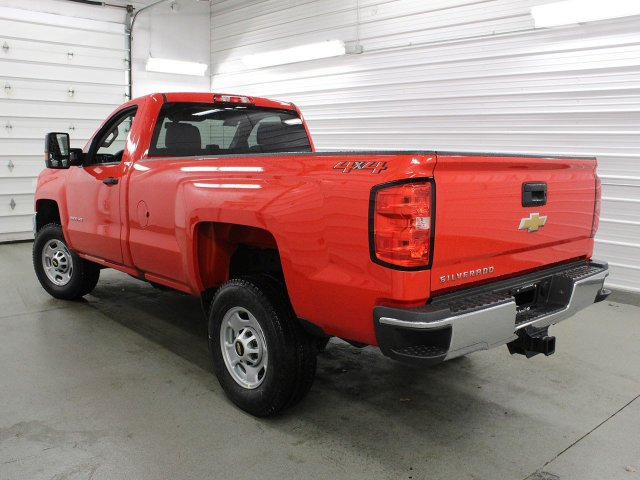 2019 Silverado 2500 Regular Cab 4x4,  Pickup #19C182T - photo 12
