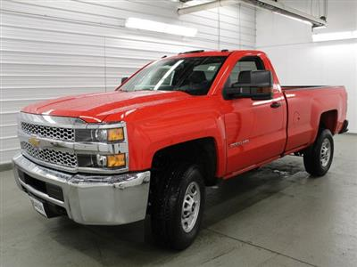 2019 Silverado 2500 Regular Cab 4x4,  Pickup #19C182T - photo 3